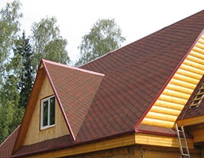 Строительство крыши своими руками: видео строительства крыши
